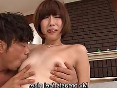 Uncensored leggy Japanese Seira Matsuoka..