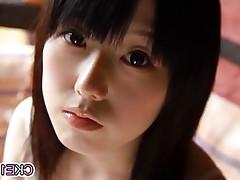 Hairy Japanese Teen Shaving Her Bushy Pussy Teaser