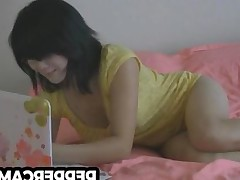 Big Tit Japanese Cam Teen Show Ass