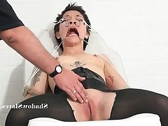 Medical fetish of asian Mei Mara in extreme..