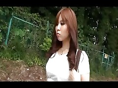 Big Tit Japanese Girl Caught Used  (Uncensored)