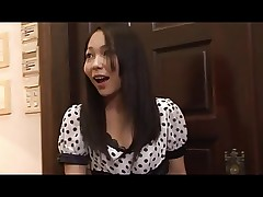 20yr old Rin Suzuki gets 3 BBC Creampies..