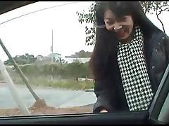 50yr old Granny Satoko Tabata Creampied..