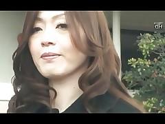 35yr old Rumiko Sakurai 1st Time Anal Fuck..