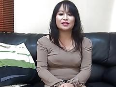 47yr old MILF Saeko Yusako Katai Creamed..