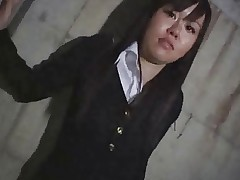 Extreme Japanese Anal Fisting and Kink..