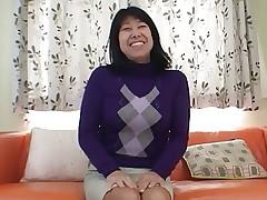 56yr old Taeko Matsukawa Fucked Creampied..