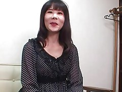 52yr old Granny Yoshiko Saito Loves Creampies..