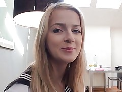 AMWF Student GirlFriend Getting Fucked
