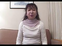 53yr old Granny Masami Nonaka Creampied..