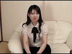 37yr old Hairy Shino Terada gets Creamed..