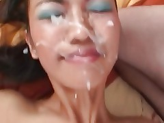 Different Asian Facial Compilation