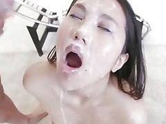 Asian Girl Superb ANAL Fuck