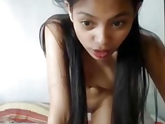 Teen asian assfuck on webcam