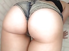 Big Ass Asian Girl With Cute Face! Part. 2 (60FPS)