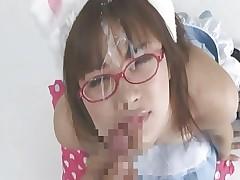 japanese girls facial compilation 2.