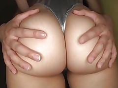 Big Ass Asian Girl With Cute Face! HonSawa..