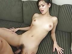 Busty hairy Maria Ozawa