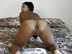 Asian MILF takes a nice Anal pounding!!