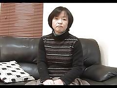 49yr old Granny Tomoe Nakamachi Fucked..
