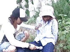 Japanese Fisherwoman Creampied (uncensored) -..