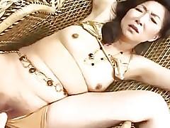 46yr old Slut Nanako Shimada loves Cum..