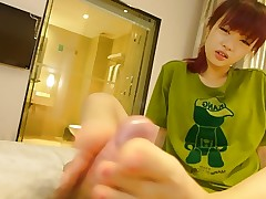 chinese teen foot fetish2