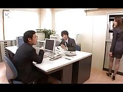 Japanese Secretary's Education...F70