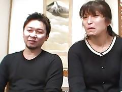 47yr old Wife Hinobu Nakajima Cuckolds Hubby..