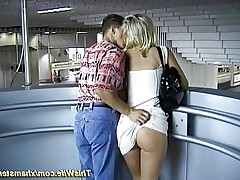 Train fucking with nasty wife