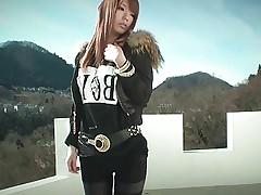 Japanese super cutie Megu Kamijo