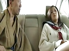 Pretty Japanese Girl - Sex in The Car