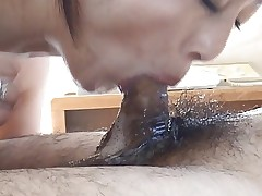 she like suck and cum 01