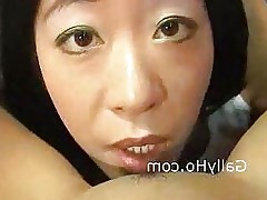 Older Asian Boss Fucks Teen In Her Office With..
