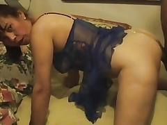 ASIAN WIFE FUCK AND ENJOY CUM