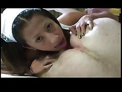 Asian Whores Ass lick Compilation 2
