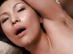 Japanese Armpit Licking Kink