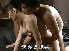 Uncensored vintage japanese episode