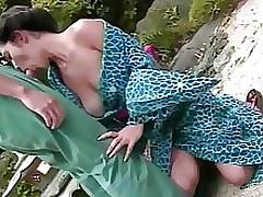 Japanese vintage whole uncensored clip
