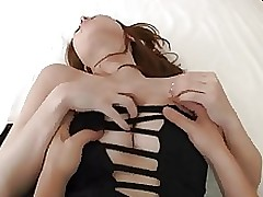 Hulking Japanese Wife Caressed And Screwed