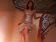 Japanese Wife Lusting for Ebony Rod 1